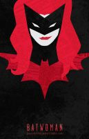 Batwoman by triple6punkie