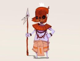 Enemy Character for Puddle Boy Game by SandroRybak