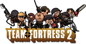 Team Fortress 2 by Thormag