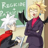 Disgaea 2 + 3: Life's Lessons by RubyLee