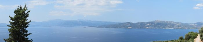 panorama from st.Dimitrios monastery near Palairos by Silinde-Ar-Feiniel