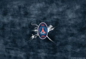 PSG Wallpaper by IsK4nD3R