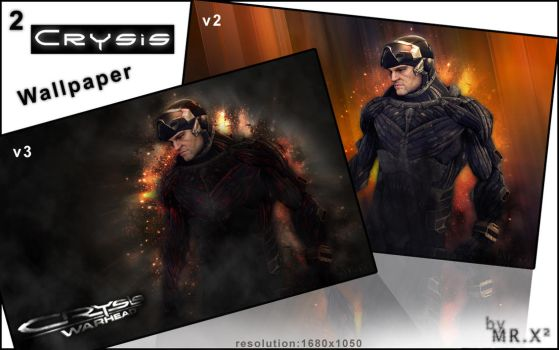 Crysis Wallpaper Pack by Mister-X2