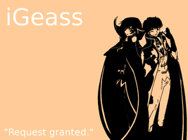iPod Ad - Lelouch and Suzaku by Geass38