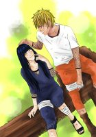 Naruto x Hinata - Well done! by shamylicious