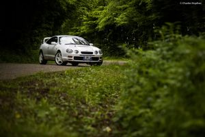 Toyota Celica GTFour by Charles-Hopfner