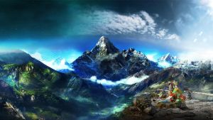 Farcry 4 - Wallpaper by Ashish-Kumar