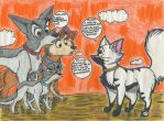 Lady and The Tramp 3 the Prankster Sorceress pg108 by SegaDisneyUniverse