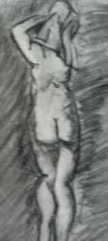 Nude Model by SaraBae