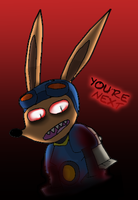 He is gonna getcha by EvilSonic2