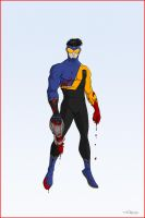 REDESIGN: INVINCIBLE 2.0 by Toks-S
