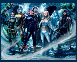 19 - X-Men The Gathering Storm by IvannaMatilla