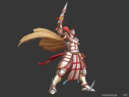 Holy Order Knight by iSohei
