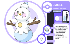 Snoble by Cerulebell