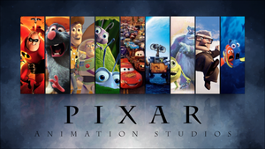 Pixar Wallpaper by holyhades666