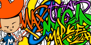Max and the Magic Marker by Candido1225