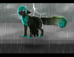 I have been blind for too long already by Griwi