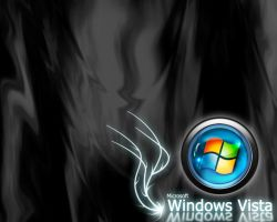 Windows Vista Black Dream by klen70