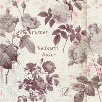 Redoute Roses by libidules