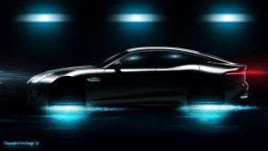 Jaguar CX 16 LightMotion Consept by evisdesign