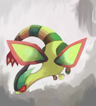 Flygon by LizardonEievui13