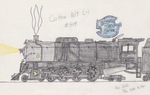Cotton Belt L-1 Northern #819 by TNO-794