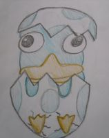 Perry Hatching by Maddyfae