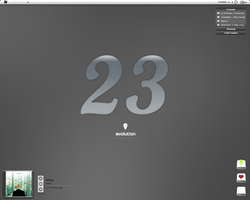 Evolution 23 Desktop by evodesign
