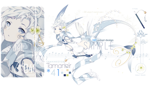 [CLOSED TY_OTA!] Tamanair 41_Early morning winter by Skf-Adopt