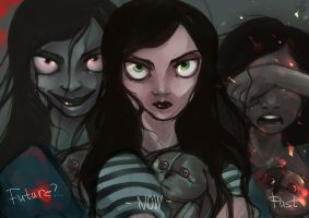 Alice: Madness Returns by WinstonOffbeat1