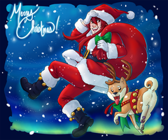 Slater Claus by GI-Ace