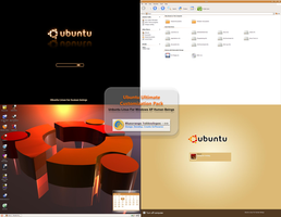 Ubuntu Ultimate Customization by bluetekk