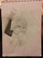 Lightning WIP by Delphsco