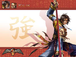 Kilik Wallpaper by Yuuhiko