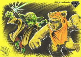 LSCC YODA vs. WICKET by leebradley