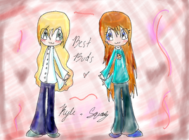 ..:.::Kyle and Squidey::.:.. by Squidey