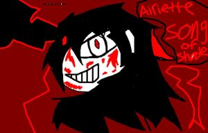 Airiette Minete-Song of Shade by ukesemeX3