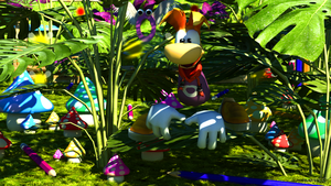 Rayman tribute by James--C