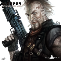 SLEEPER-Orphans of the Cold War-Mercenary#3 by mlappas