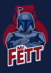 Mr. Fett by biggbooz
