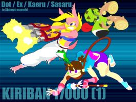 KIRIBAN 17000 WINNER 1 of 3 by Edgar-Q