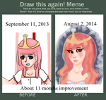 Is this improvement or what? by pandacreation