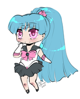 Sailor Canadense Chibi by Parue