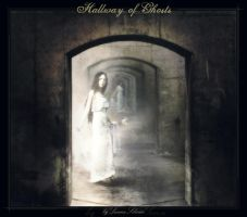 Hallway of Ghosts by luana