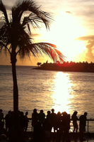Sunset of Key West by ArtHeiress