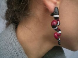 Earring Snakes by ProSvet