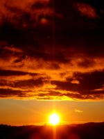 Sunset Feb 27, 2010 by Caitiekabob