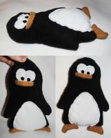 Spelt Penguin by Gajia