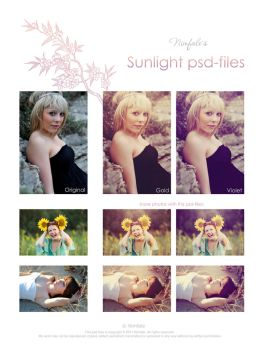 Nimfale's Sunlight psd-files by Nimfale