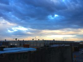 Cloudy Morning in Afghanistan I by deviousangel74